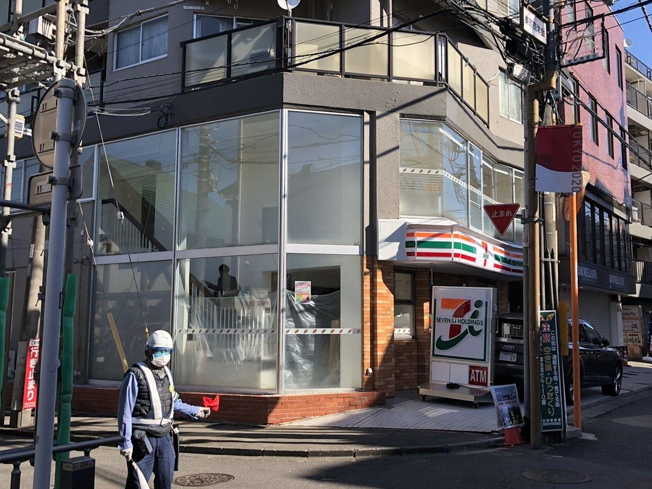 セブンイレブン 西東京東町3丁目店 NEWオープン