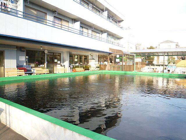 保谷駅南口 魚釣り 保谷フィッシングセンター