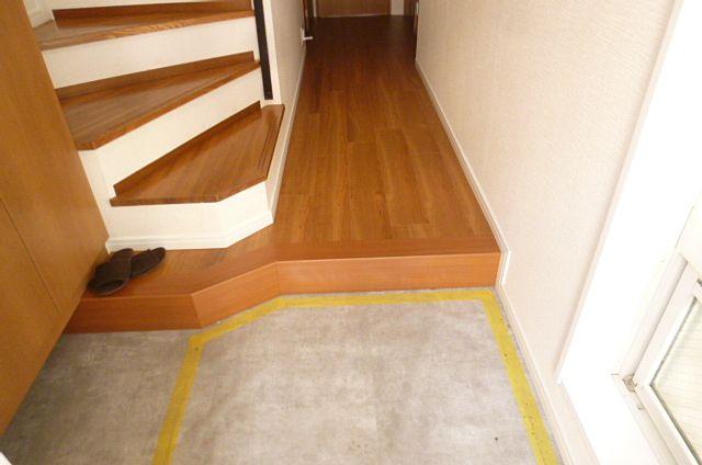 玄関&階段