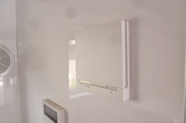 床暖房用リモコン